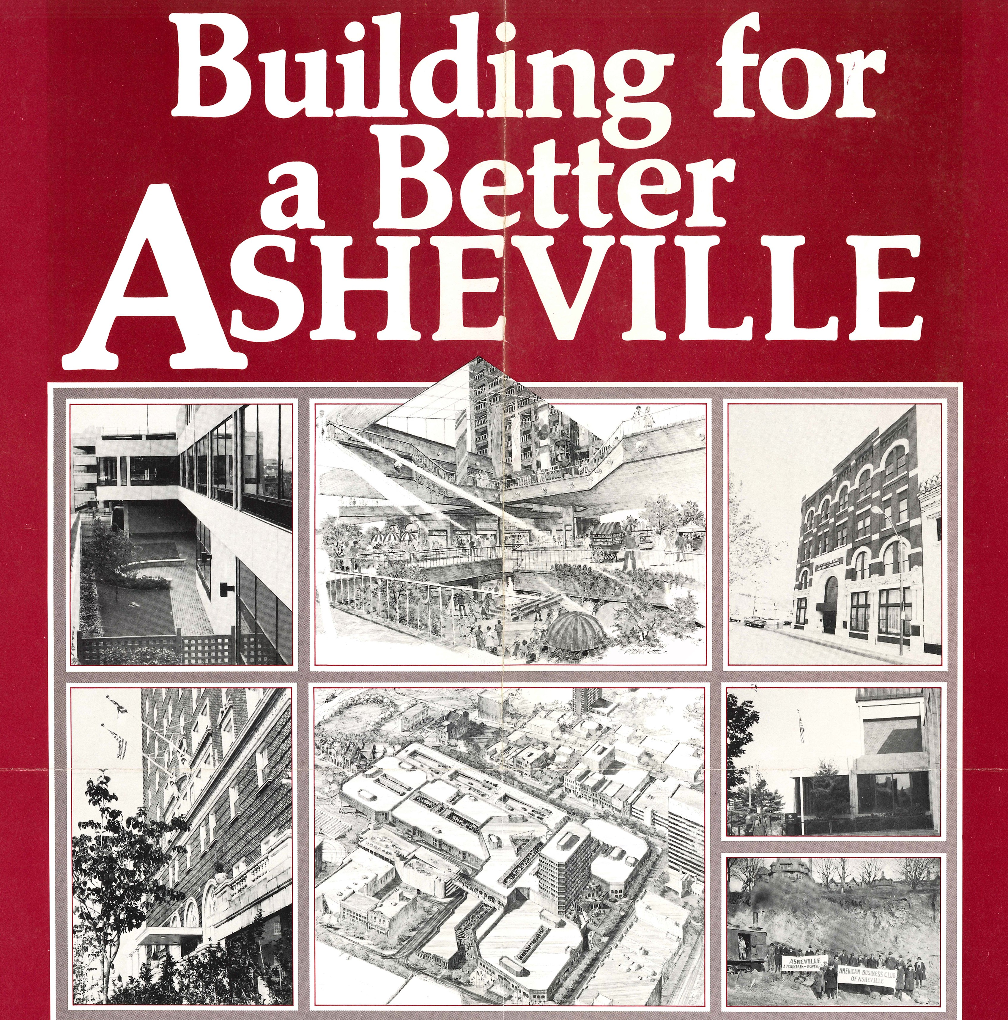 The Downtown Mall Proposal | Downtown Asheville Mall Project on